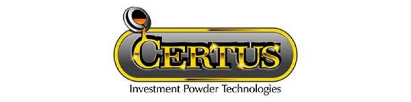 CERTUS INVESTMENT POWDER CO.LTD -CHRIS URGUPLUOGLU (LB 160)